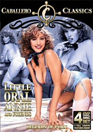 Little Oral Annie And Friends (4 DVD Set) (114147.1)