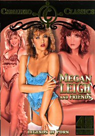 Megan Leigh And Friends (4 DVD Set) (114154.3)