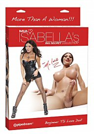 Mia Isabella Beginner Ts Love Doll (114545)