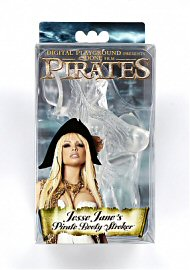 Pirates: Jesse Jane'S Pirate Booty Stroker- Clear (114648)