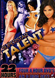 Superstar Talent - (8 DVD Set) (114833.8)