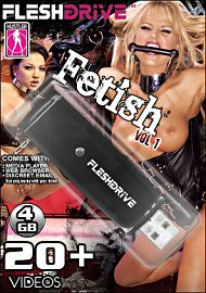 20+ Fetish Vol. 1 4gb Usb Fleshdrive (115089)