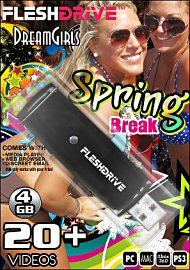 20+ Spring Break Video on 4gb usb FLESHDRIVE (115267)