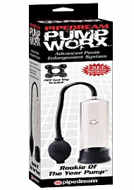 Pump Worx Rookie Of The Year Pump (115334.27)