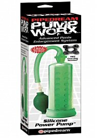 Pump Worx Silicone Power Pump - Green (115337.6)