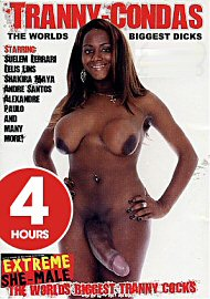 Extreme She-Male (5 DVD Set) (20 Hours) (115806.35)