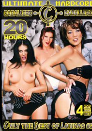 Only The Best Of Latinas 2 (4 Dvd Set) (115850.5)