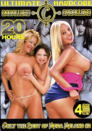 Only The Best Of Mega Melons 2 (4 DVD Set) (115853.45)