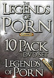 The Legends Of Porn:classic Collection (10 DVD Set) (115952.1)
