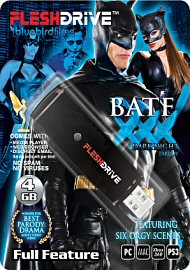 Full Feature Batfxxx:dark Knight Parody 4gb Usb Fleshdrive (flesh Drive) (117107.456)