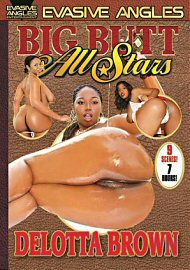Big Butt All Stars Delotta Brown (117752.8)
