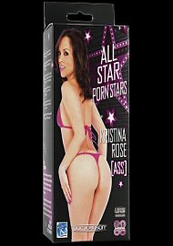 * All Star Porn Stars Kristina Rose Ur3 Pocket Ass Masturbator (117853.1)