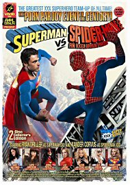 Superman Vs Spider Man Xxx : Porn Parody (2 DVD Set) (117896.20)