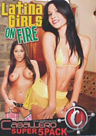 Latina Girls On Fire (5 DVD Set) (118586.2)