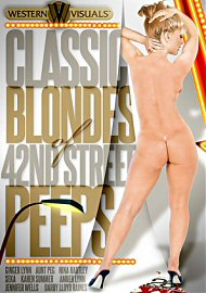 Classic Blondes Of 42nd Street Peeps (118706.7)