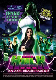 She Hulk Axel Braun Parody (2 DVD Set) (119005.19)