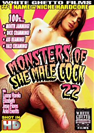 Monsters Of She Male Cock 22 (119075.3)