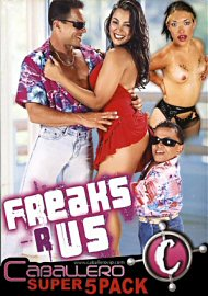 Freaks R Us (5 DVD Set) (120323.3)