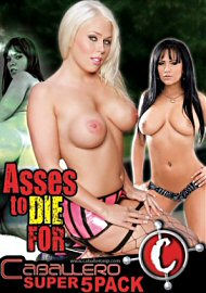 Asses To Die For (5 DVD Set) (120329.1)