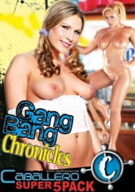 Gang Bang Chronicles (5 DVD Set) (120330.2)