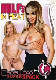 Milfs In Heat (5 DVD Set) (120341.2)