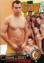 The Gay Team (5 DVD Set) (120374.1)