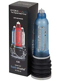 Hydromax X30 (aqua Red - Aqua Blue - Clear) (122511.3)
