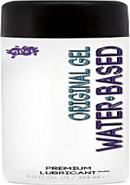Wet Original Water Based Gel Lubricant 10.6 Ounce (122523)