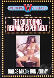 California Reaming Experiment (122595.100)