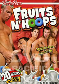 Fruits N' Hoops (4 DVD Set) (123155.100)