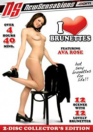 I Love Brunettes (2 DVD Set) (123554.3)