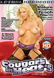 Cougars in Heat #5 (123597.3)