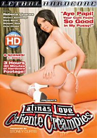 Latinas Love Caliente Cream Pies #1 (123769.11)