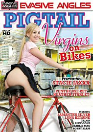 Pigtail Virgins On Bikes (124083.7)
