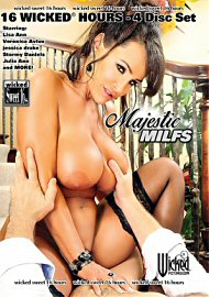 Majestic Milfs W/ Lisa Ann (4 DVD Set) (125293.20)