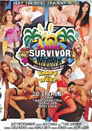 T Girl Survivor: East Vs West (125766.80)