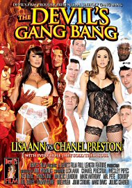 The Devil'S Gang Bang: Lisa Ann Vs. Chanel Preston (127581.1)