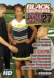 Black Cheerleader Gang Bang #27 (128285.4)
