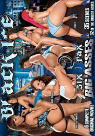 Black Ice Big Asses (6 DVD Set) (129246.1)