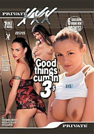 Private Xxx 26 : Good Things Cum In 3'S (129386.9)