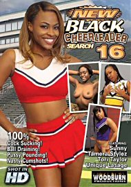 New Black Cheerleader Search #16 (130848.2)