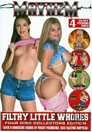Filthy Little Whores 1 (4 Dvd Set) (132128.10)