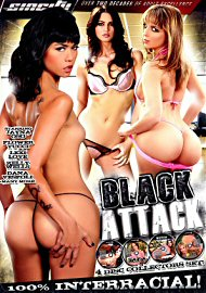 Black Attack (4 DVD Set) (132130.10)