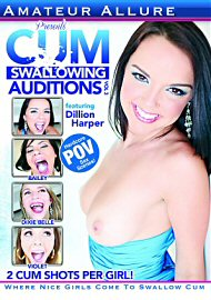 Cum Swallowing Auditions 3 (132320.5)