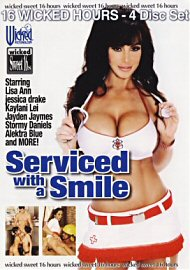 Serviced With A Smile (4 DVD Set) (132973.3)
