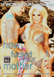 How I Fucked Your Mother (4 DVD Set) (132976.9)