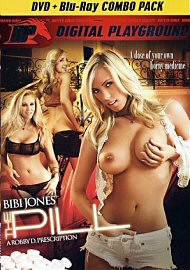 Bibi Jones The Pill (2 DVD Set) DVD/Blu-ray Combo (133094.5)