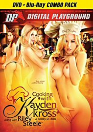 Cooking With Kayden (2 DVD Set) DVD/blu-Ray Combo (133181.4)