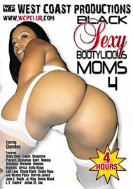 Black Sexy Bootylicious Moms 4 (4 Hours) (133248.6)