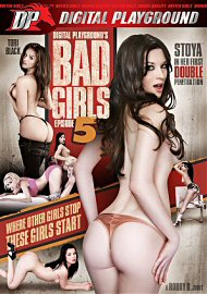 DP Bad Girls #5 (2 DVD Set) DVD/Blu-ray Combo (133431.7)